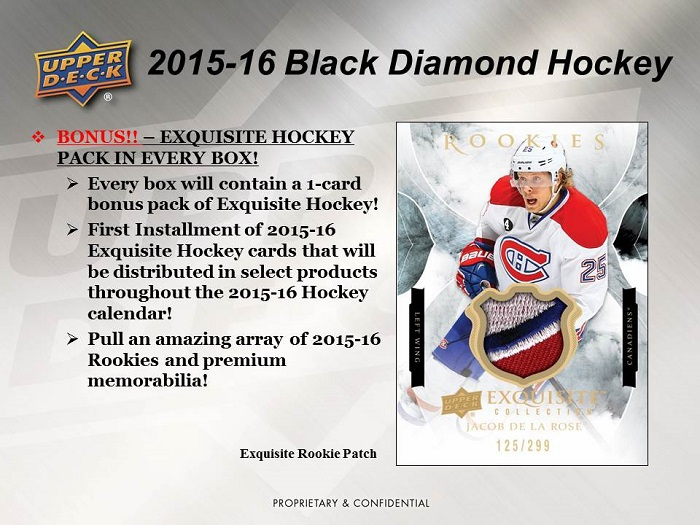 15-16 Upper Deck Black Diamond Product Image Page 4