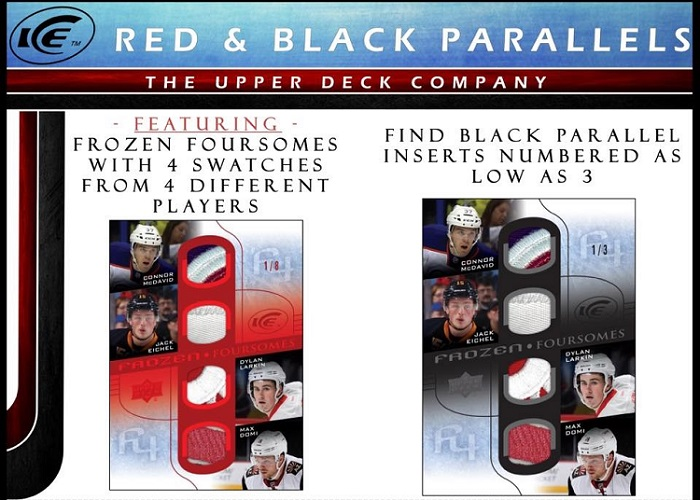 15-16 Upper Deck Ice Hockey Product Image Page 1