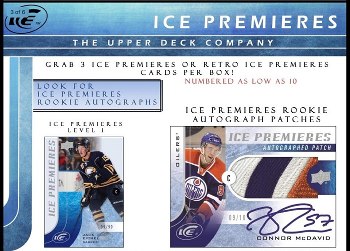 15-16 Upper Deck Ice Hockey Product Image Page 2