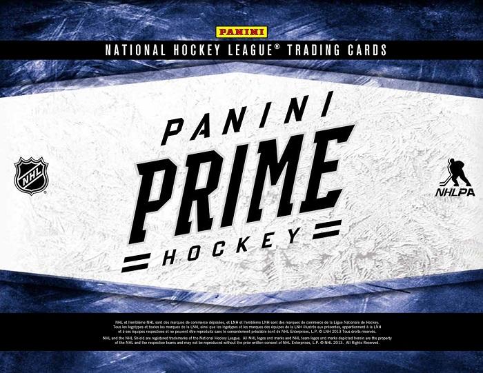 12-13 Panini Prime Product Image Page 1