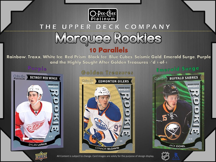 15-16 Upper Deck OPC Platinum Hockey Product Image Page 5
