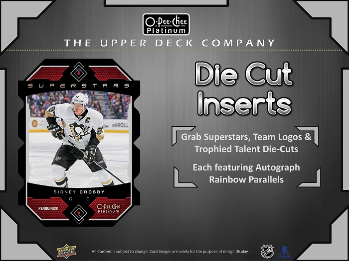 15-16 Upper Deck OPC Platinum Hockey Product Image Page 6