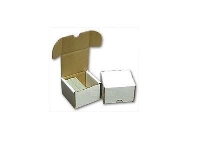 BCW 200ct White Box