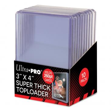 Ultra Pro 260pt Toploader
