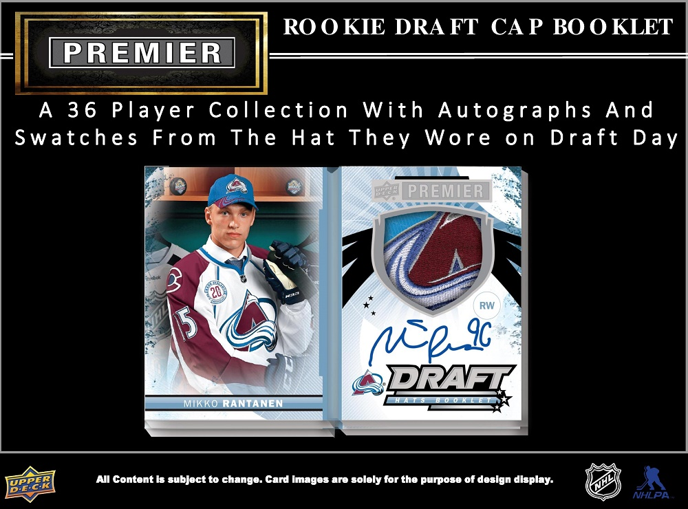 15-16 Upper Deck Premier Hockey Product Image Page 6