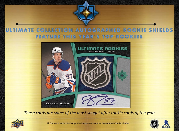 15-16 Upper Deck Ultimate Hockey Product Image Page 4