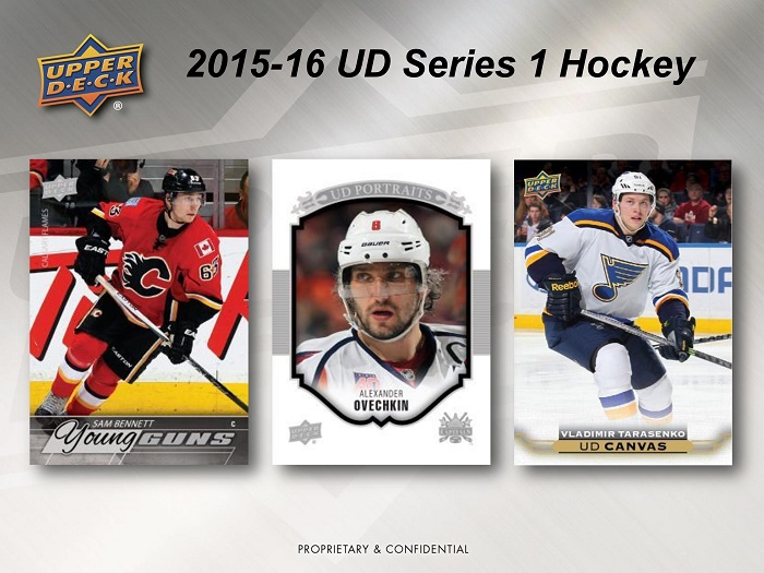 15-16 Upper Deck Series 2 Hockey Product Image Page 2
