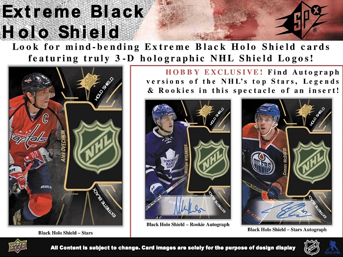 16-17 Upper Deck SPx Hockey Product Image Page 4