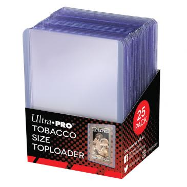 Ultra Pro Tobacco Toploaders