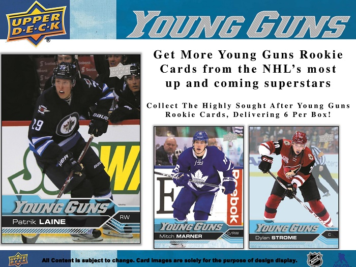 16-17 Upper Deck Series 2 Product Image Page 3