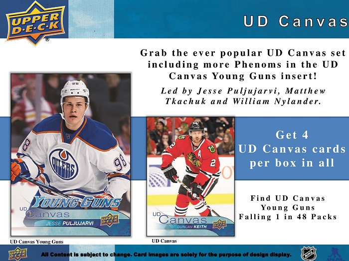 16-17 Upper Deck Series 2 Product Image Page 4