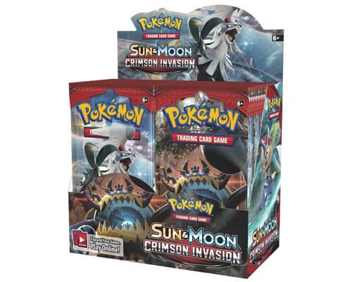Pokemon Sun & Moon Crimson