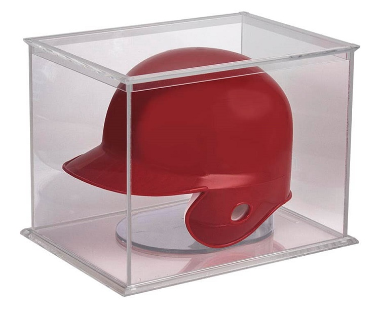 Ultra Pro Mini Helmet Display Case