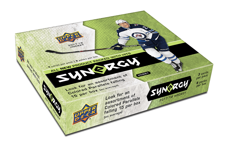 2017-18 Upper Deck Synergy