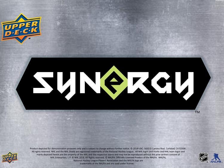 2017-18 Upper Deck Synergy Hockey