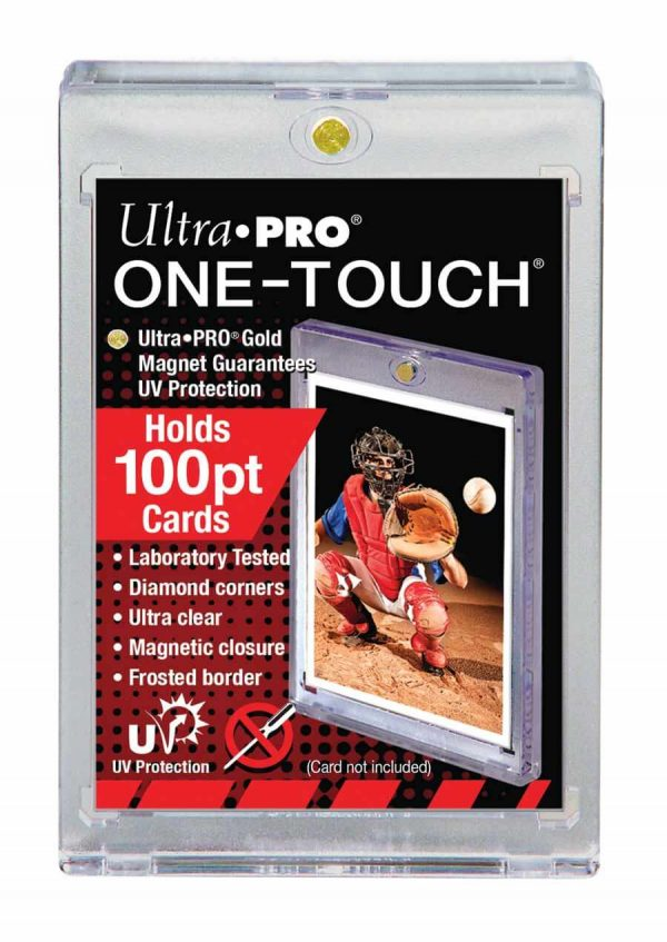 Ultra Pro One-Touch 100pt Card Holder