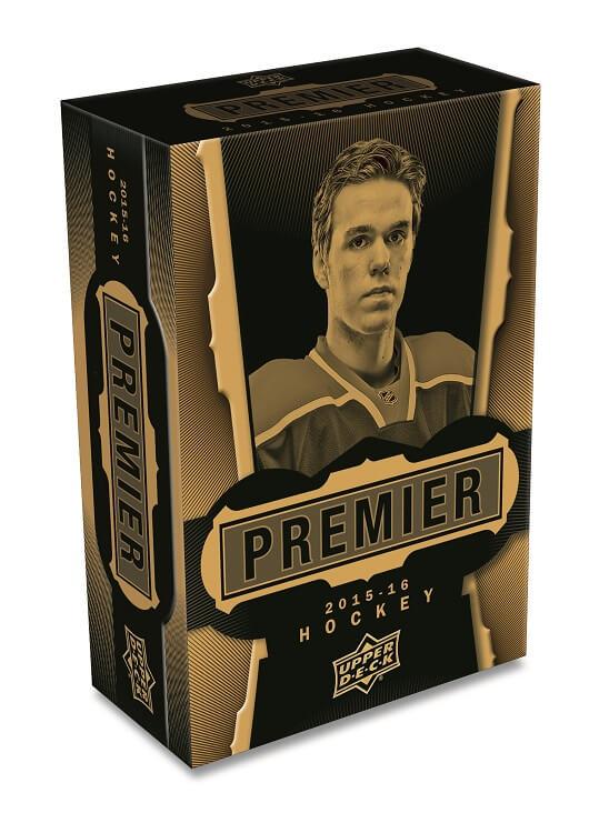 2015-16 Upper Deck Premier Hockey Box