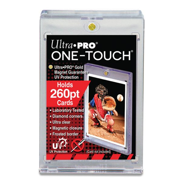 Ultra Pro 260pt One Touch
