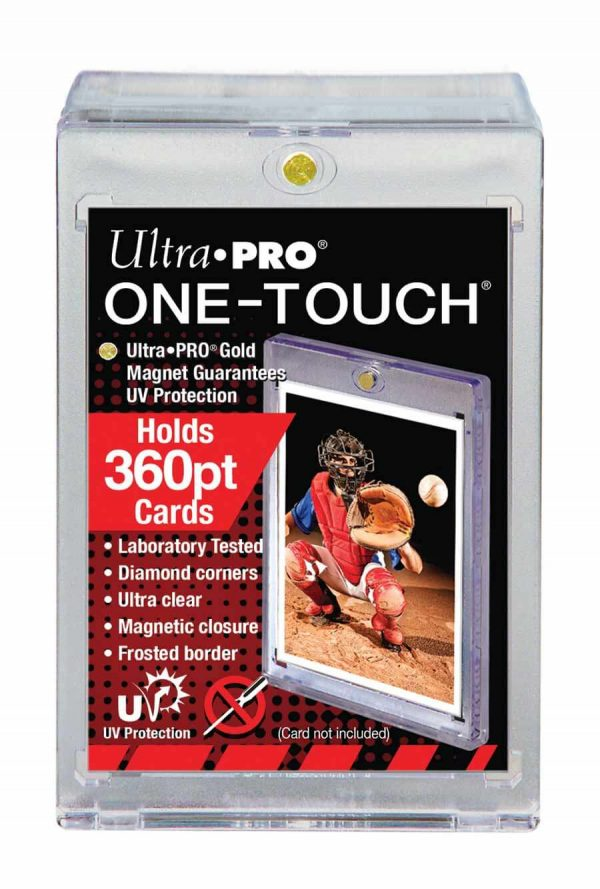 Ultra Pro One-Touch 360pt Card Holder