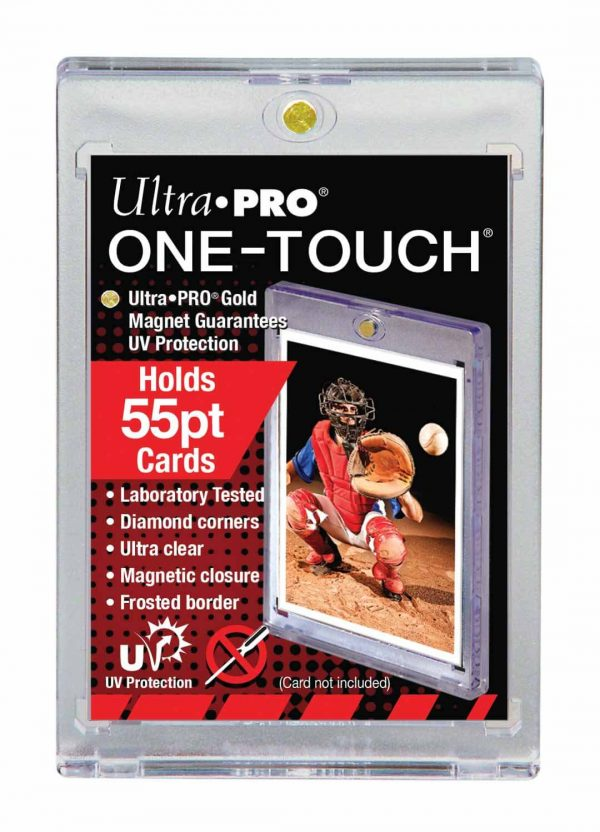 Ultra Pro One-Touch 55pt Card Holder