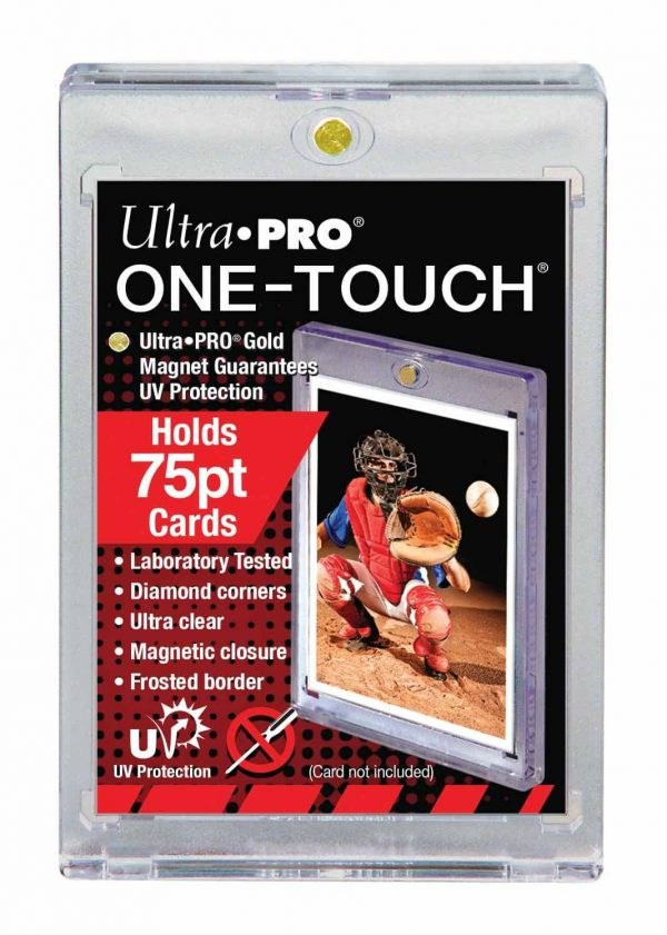 Ultra Pro One-Touch 75pt Card Holder
