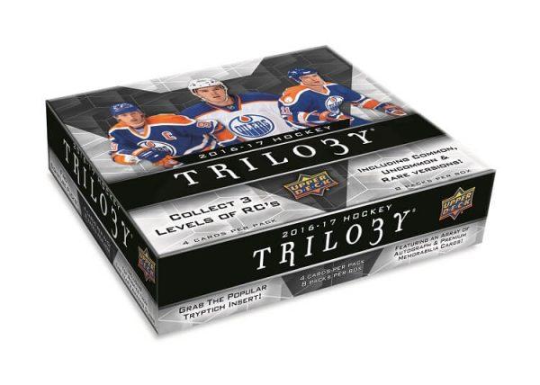 2016-17 Upper Deck Trilogy Hockey Box