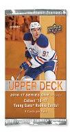 2016-17 Upper Deck Series 1 Hockey Hobby Pack
