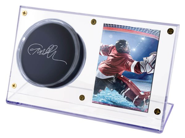 Ultra Pro Acrylic Puck and Card Holder Display