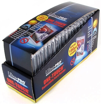 Ultra Pro One-Touch 180pt Card Holder Box of 20