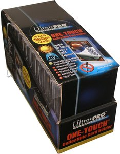 Ultra Pro One-Touch 360pt Card Holder Box of 12