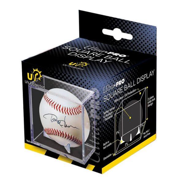 Ultra Pro Baseball Square Display Case