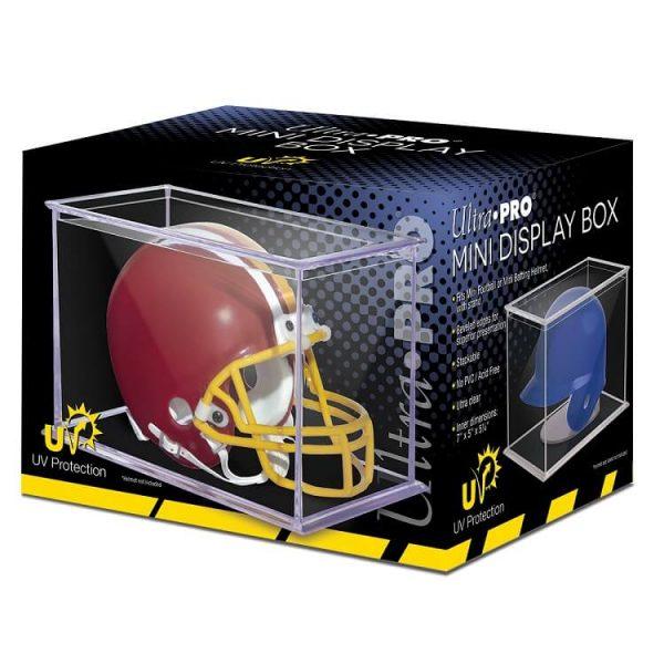 Ultra Pro Mini Helmet Display