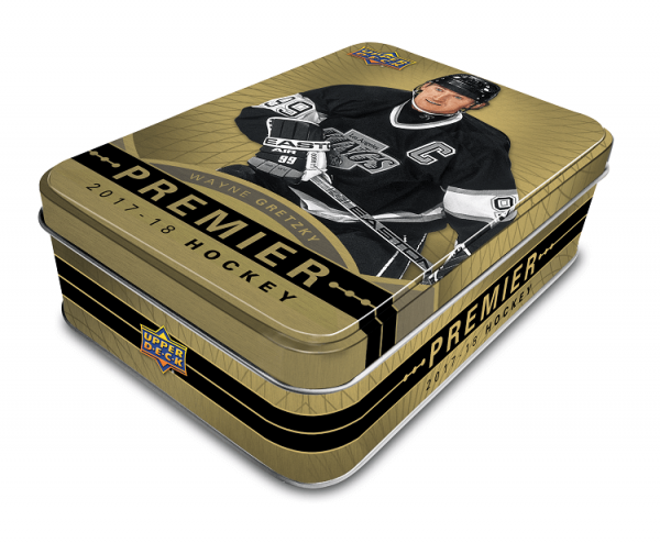 2017-18 Upper Deck Premier Tin