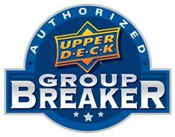 Upper Deck Authorized Group Breaker Logo