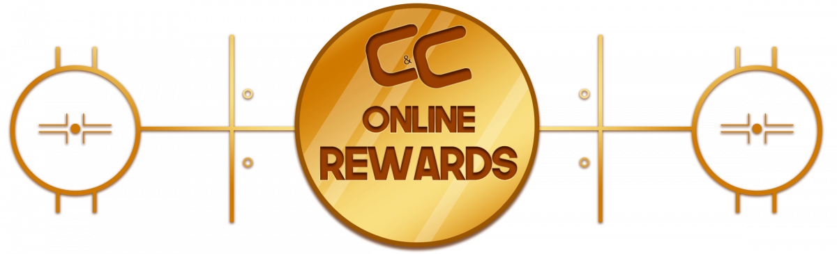 C&C Online Rewards Banner