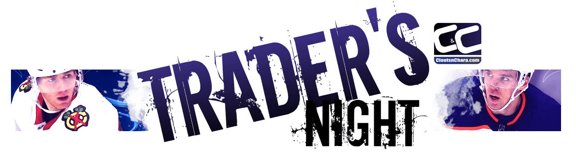 traders night banner
