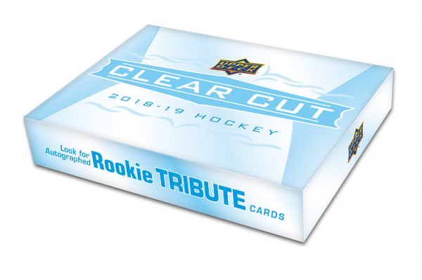 2018-19 Upper Deck Clear
