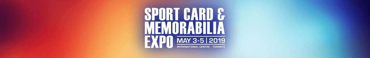 sport card expo 2019 banner narrow