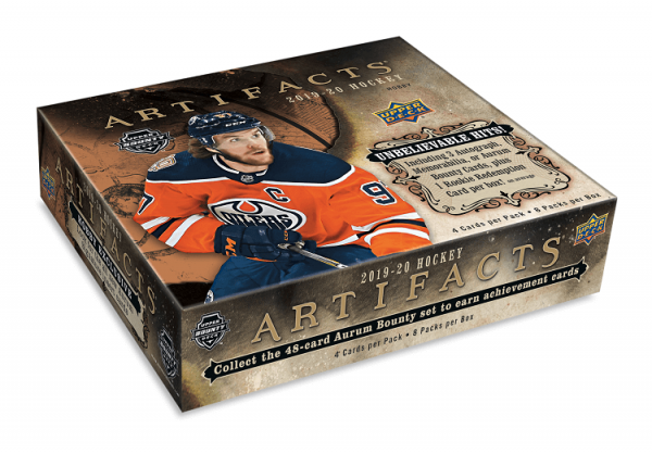 2019-20 Upper Deck Artifacts