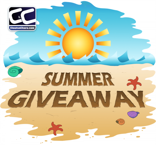 CnC 2019 Summer Giveaway Graphic