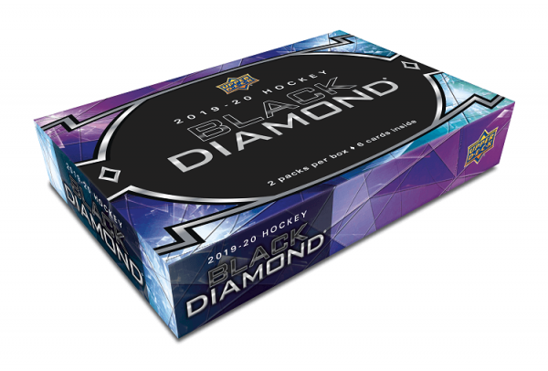 2019-20 Upper Deck Black Diamond