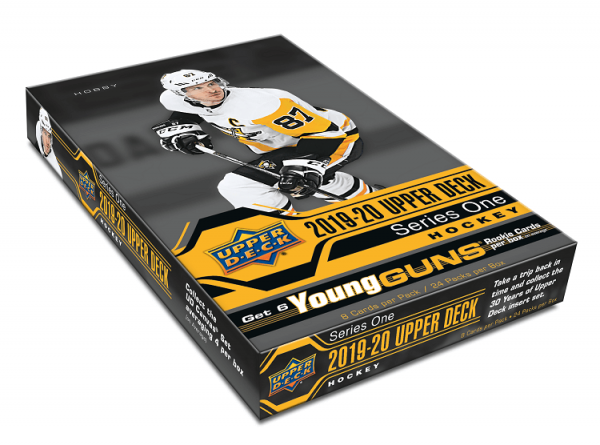 2019-20 Upper Deck Series 1