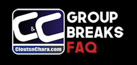 Group Break FAQ Button with link