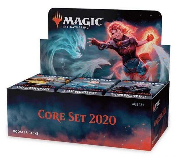Magic The Gathering Core Set 2020 Sealed Booster Box