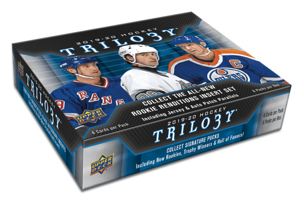 2019-20 Upper Deck Trilogy