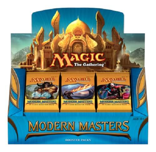 Magic The Gathering Modern Masters Sealed Booster Box