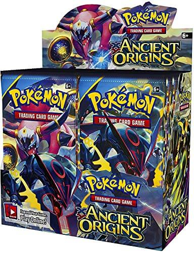 Pokemon XY7 Ancient Origins