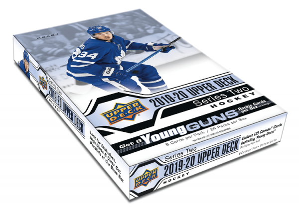 2019-20 Upper Deck Series 2