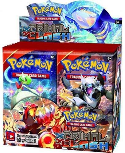 Pokemon XY5 Primal Clash