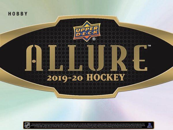 2019-20 Upper Deck Allure Hockey